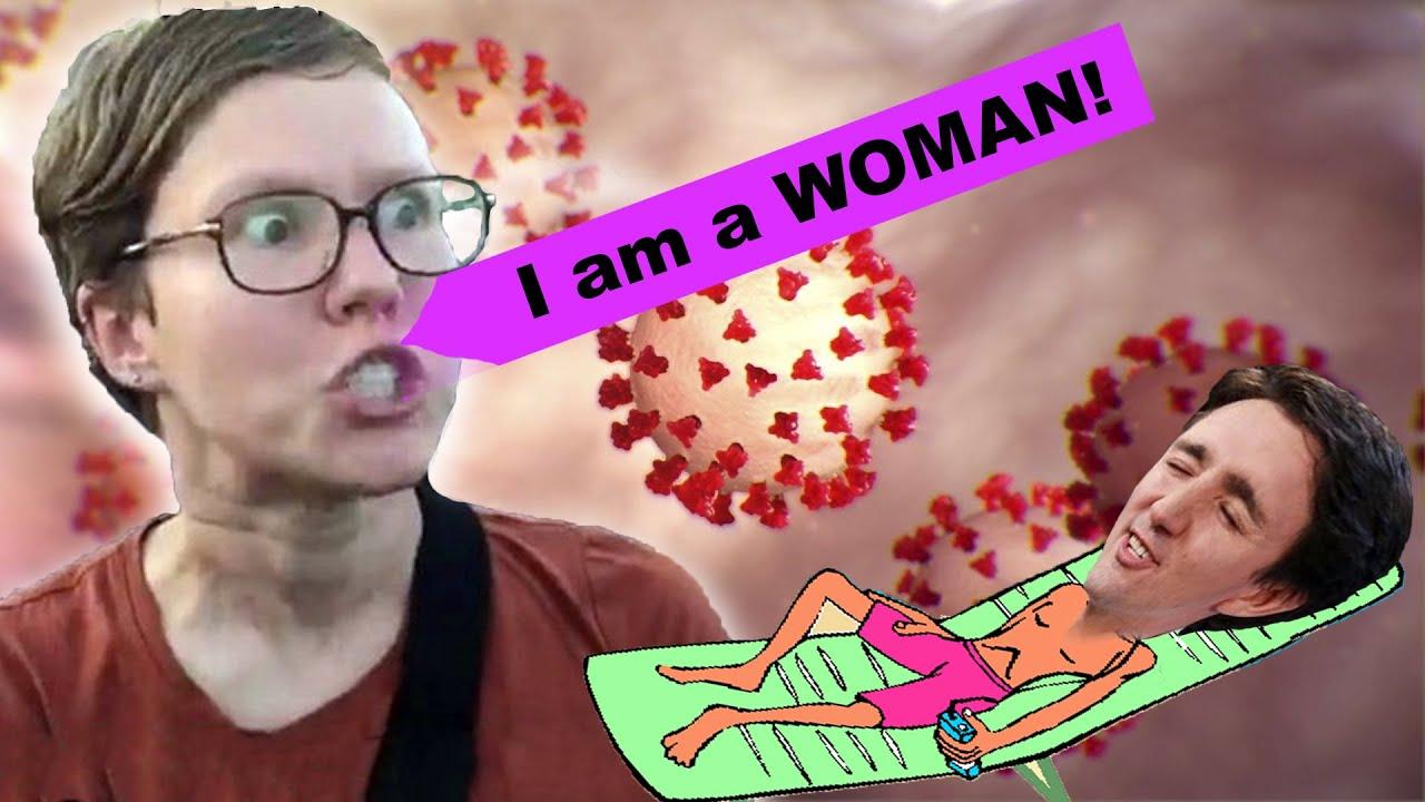 Womens' Day 2020   Coronavirus Panic Hype   AGLC threat to me!