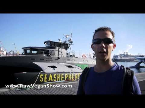 Island Week - Tahiti, Polynesia Raw Vegan Travel (Raw Vegan Show #59)