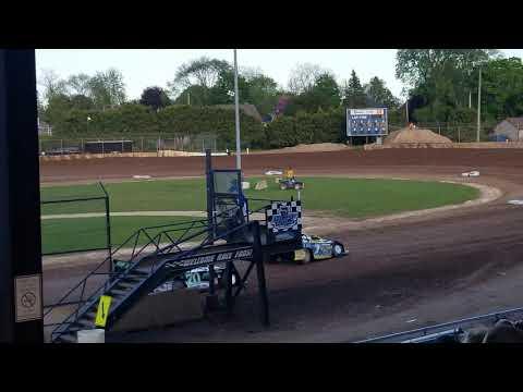 Late Model Heat Race- Plymouth, WI