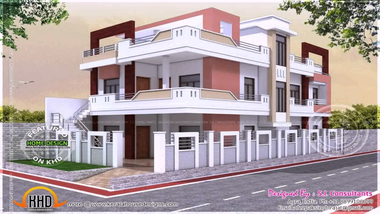 house designs in india 30 40 youtube