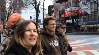 Traveling in Japan : Tokyo to Nagano