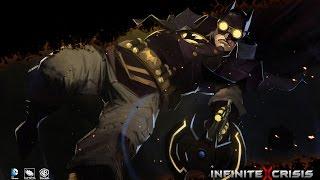 Прохождение Infinite Crisis[обучение часть 1]