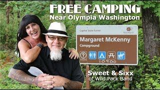 FREE Camping at Margaret McKenny Campgrounds