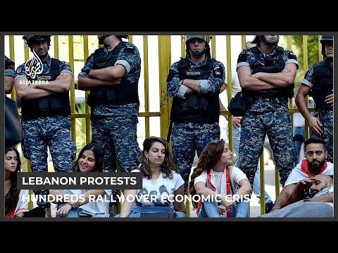 Lebanon protests: Crisis