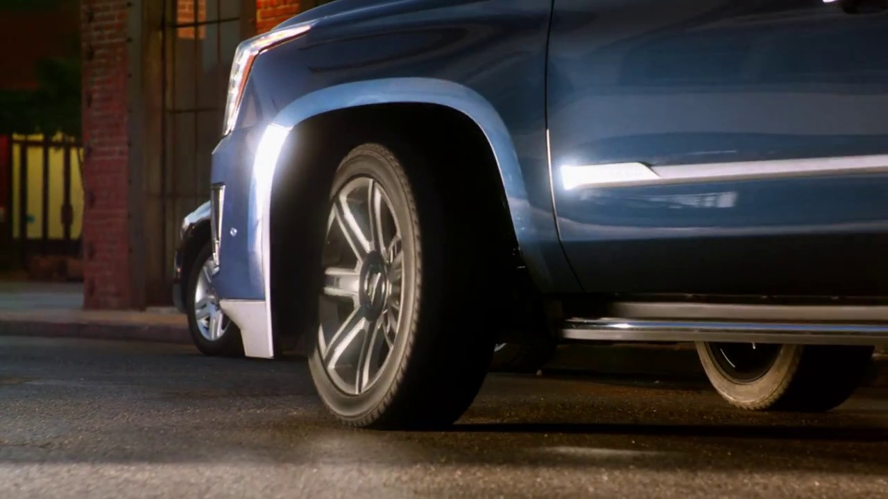 Cadillac Escalade 2017 Commercial Youtube
