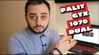 PALIT GTX 1070 DUAL. Все еще работает!