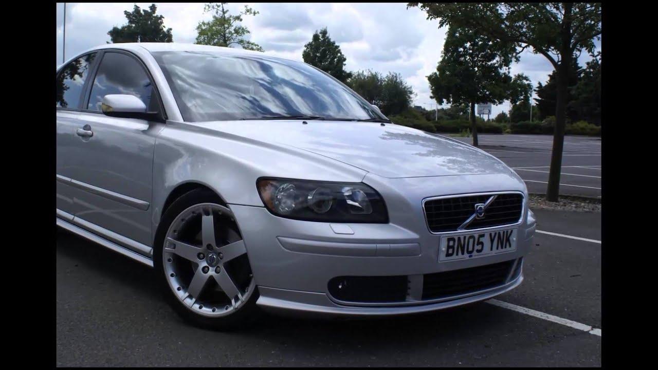 My 2005 Volvo S40 Sport * MODIFIED * SLAMMED * UK - YouTube