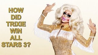 How Did Trixie Win All Stars 3? (+ other possible outcomes of the season)