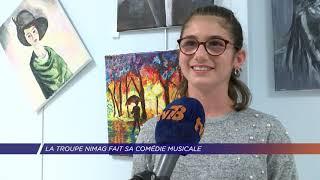 Yvelines | La troupe Nimag fait sa comédie musicale