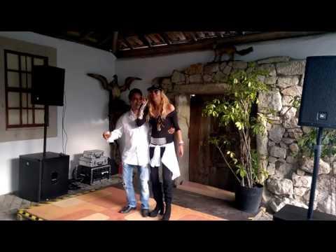 Maria Leal e Zé Cabra cantam juntos em Viana do Castelo