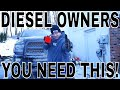 KEEP YOUR CUMMINS WARM! Diesel owners need to watch this one!