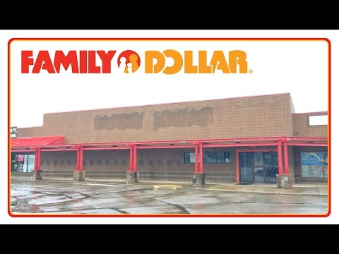 Abandoned Family Dollar Store - One Minute Mysteries 11