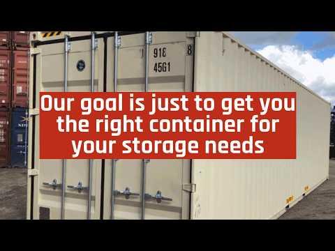 Rent Steel Storage Containers Oklahoma City, OK - Conex