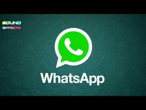 Whatsapp Message Sound Effect #85