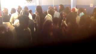 GUINE-BISSAU em LONDRES / LONDON CITY-UK 28/10/2012