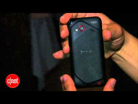First Look: Meet the HTC Droid Incredible 4G LTE