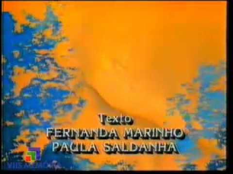 Abertura Terra Azul - Rede Manchete (1989)