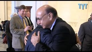 Khizr Khan Stands With NAACP Against Jeff Sessions Free HD Video