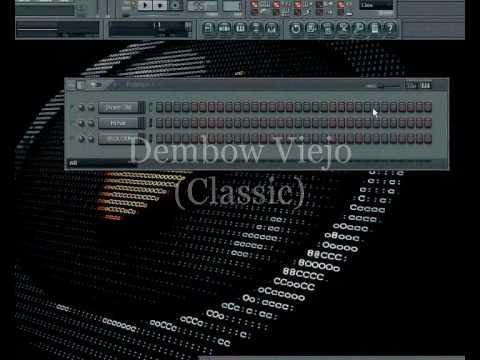 How to Make a '3 Types' Reggaeton Beat Dembows FL Studio (FREE SAMPLES!!!)