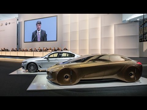 Annual General Meeting of BMW AG 2017 (German / English)