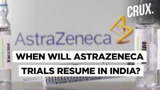 Pharmaceutical giant astrazeneca has resumed uk clinical trials of its covid-19 vaccine. who is working with university oxford said mhra confi...