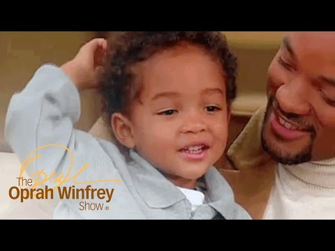 Jaden Smith as a Toddler Is Adorable  The Oprah Winfrey   Oprah Winfrey Network