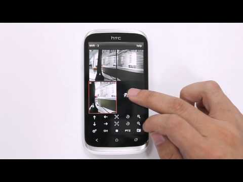 Configure the DVR for Mobile Phone Access