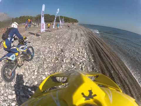 Red Bull Sea To Sky Beach Race 2012 / Onboard GoPro with Lennart Hansson # 89