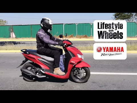 Yamaha Gravis Review!