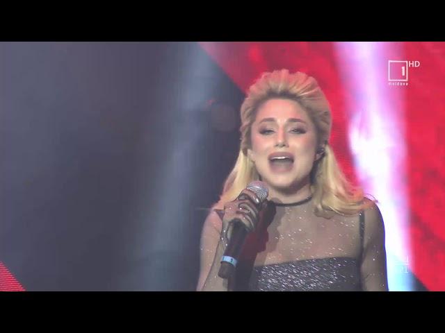Învingătoarea Finalei Naționale Eurovision 2020 - Natalia Gordienko - Prison