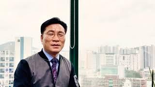 한미교육협회 황오규 이사 새해인사