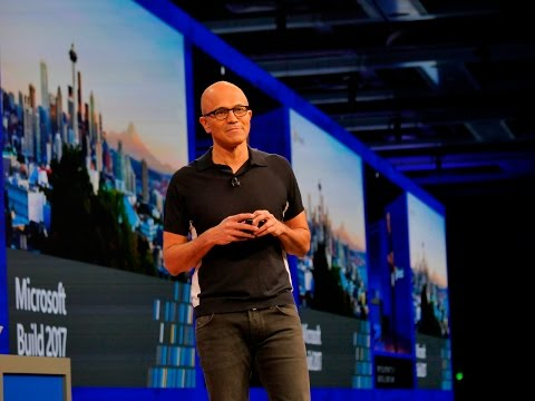 Microsoft Announces New Tools and Services At Build 2017