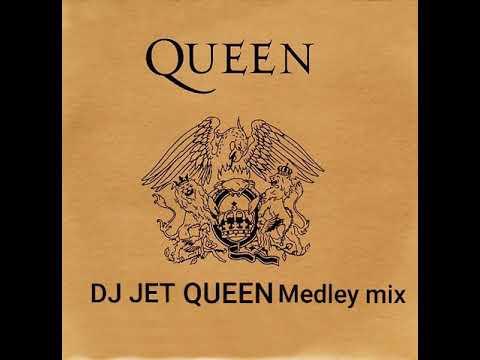 QUEEN Medley Remix 2018