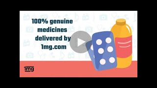 100% genuine medicines delivered by 1mg.com