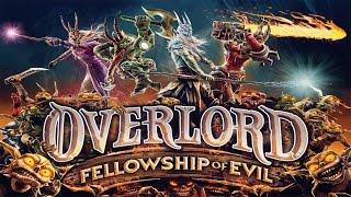 OVERLORD [ Fellowship of Evil ] #1  -Español-