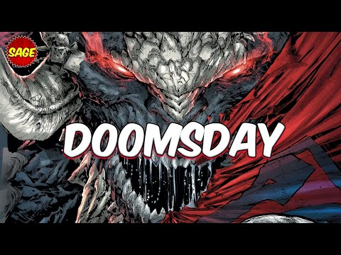 Who is DC Comics Doomsday? KO