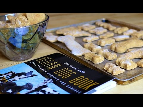 DIY Dog Treats | Easy Vegan Recipes