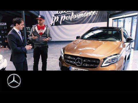 JP Performance trifft auf den neuen GLA von Mercedes-Benz