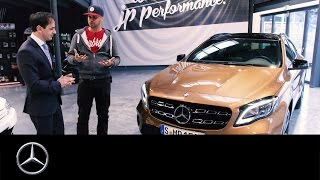 2017 Mercedes-Benz GLA 180d - Exterior and Interior - Auto Show Brussels 2017