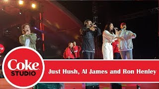 just-hush-al-james-and-ron-henley-at-coke-studio-music-festival
