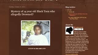ANOTHER ONE?? JASON SMITH 14YO BLACK MALE MISSING ORGANS ALSO!!!