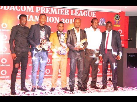 Tuzo za Wachezaji Ligi Kuu, Tshabalala, Niyonzima, Kichuya, Mbaraka, Msuva Wang'ara