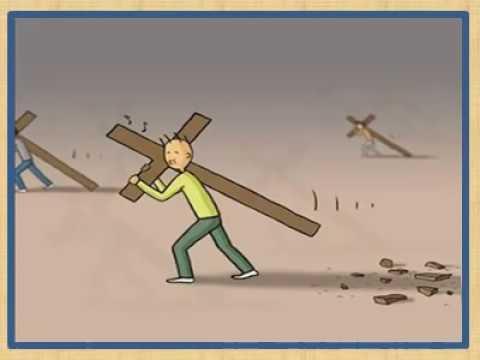 Temas De Reflexion  Cargando La Cruz  YouTube