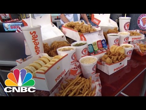 Popeyes CEO Cheryl Bachelder | Mad Money | CNBC