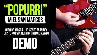 """POPURRI"" Miel San Marcos DEMO | COVER"