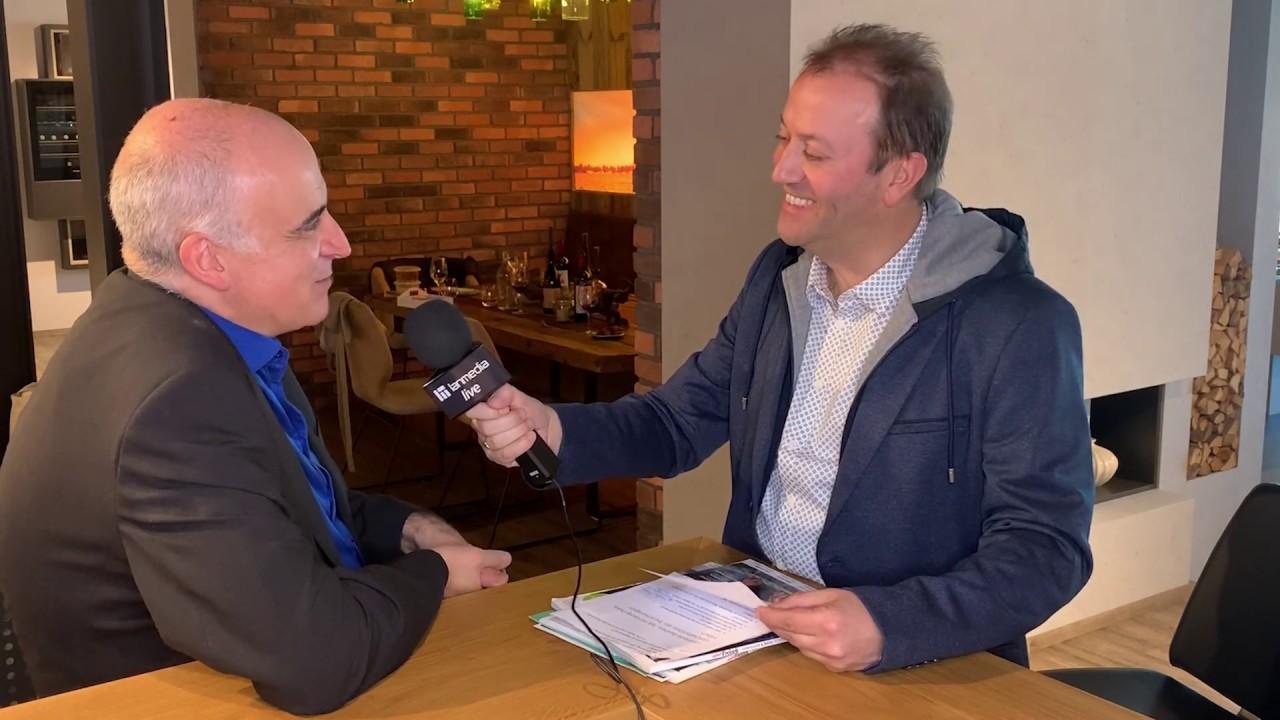 Georg Overs | Geschäftsführer der Tourismus Region Villach | lanmedia Business Talk