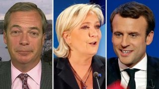 Nigel Farage on French election: Don't write off Le Pen