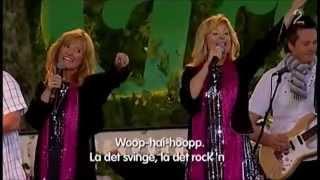 """BOBBYSOCKS """"La Det Swinge"""" Live In Norway 2010"""