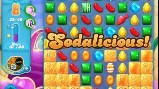 Candy Crush Soda Saga - level 334 (No boosters)
