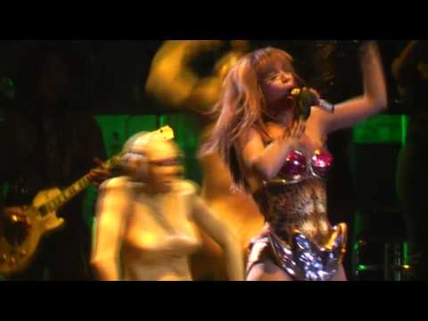 Beyoncé - Radio Live In Athens,Greece (I Am...Tour) @ O.A.K.